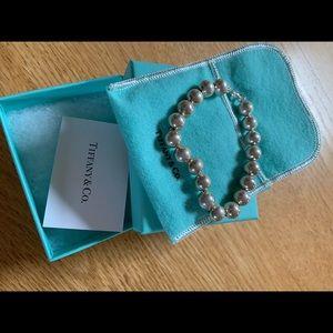 Tiffany & Co. HardWare Ball Bracelet